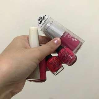 【美甲組合】專櫃正品 OPI tonymony 青春桃紅色系 粉嫩色 氣質