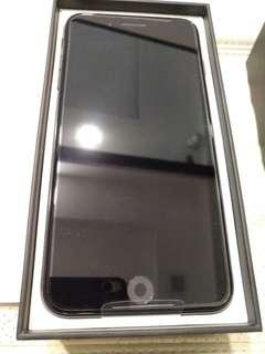New Refurbished iPhone 7 Plus Jet Black 128GB