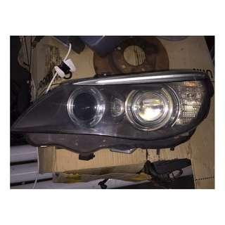 BMW E60 LCI Headlight