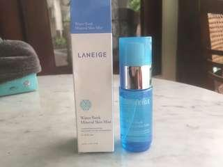 *NEW* LANEIGE Water Bank Mineral Skin Mist Travel Size