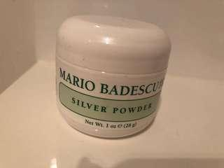 Mario Bedescu Silver Powder (For blackheads)