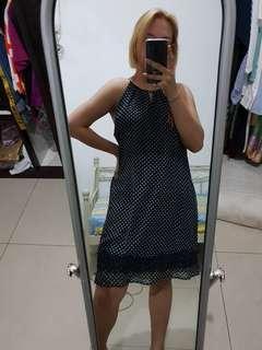 Forever 21 polkadot dress