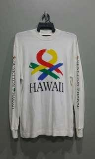 Vintage United Colors of Benetton Hawaii Long Sleeve T Shirt