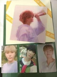 WTT/WTS You Make My Day PC Photocard Seventeen