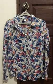 Authentic H&M Long Sleeves Blouse