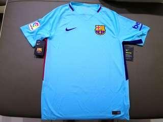 (New) Original Nike FC Barcelona Away Jersey 17/18