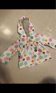 🍒Carter's baby jacket coat 9 months winter