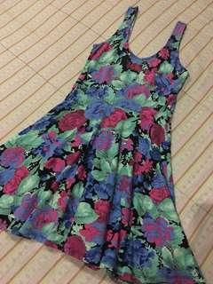 Forever 21 Floral Dress