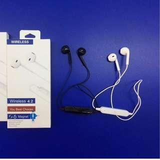 S6 SPORT TYPE BLUETOOTH EARPHONE HANSFREE