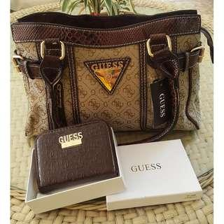 Guess Bag and Wallet Free Shipping MM