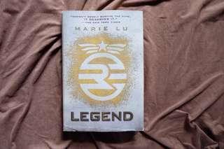 Legend | ya books