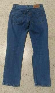 Celana jeans 505