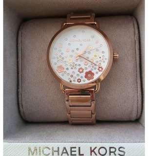 MK Rose Gold Watch for woman Free Shipping MM