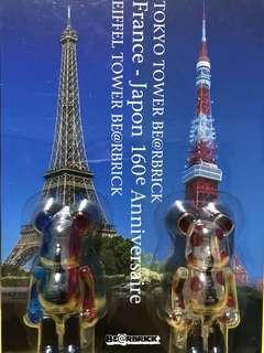 Tokyo + Eiffel Tower (160th Anniversary)