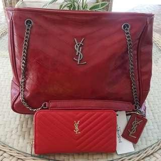 YSL Bags and Wallet Free Shipping MM