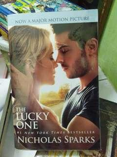 Preloved Book The Lucky One