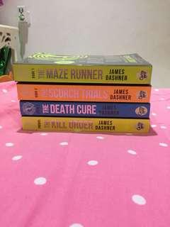 The maze runner series full