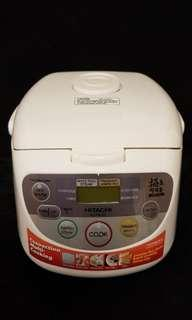 🚚 Like New Hitachi Japan Rice Cooker RZ-PM10Y
