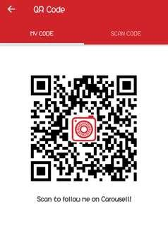 Please scan my Qr Code