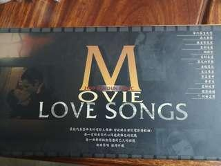 Movies love songs - 2 CDs
