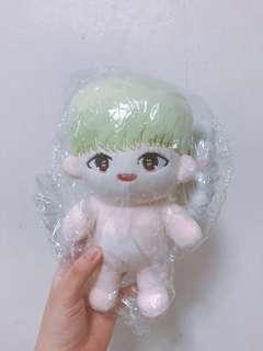 [sold]BTS Fuji Green leaf Yoongi doll