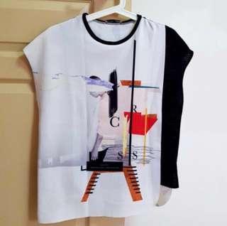 Zara Shirt / Top
