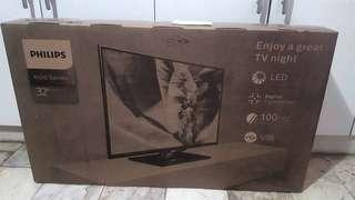 Philips LED Ultra Slim TV