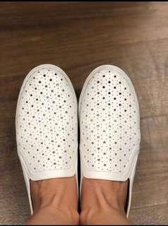 Fufa market female sneaker white shoes