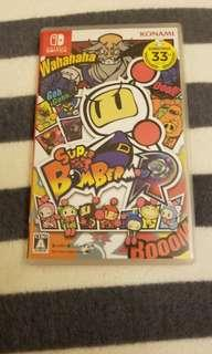 Switch Bomberman 炸彈人