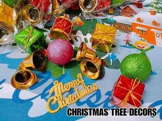 Christmas Tree Decors