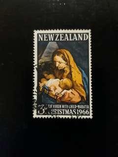 1966 New Zealand 1v