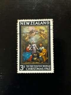 1965 New Zealand 1v