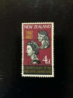 1967 New Zealand 1v