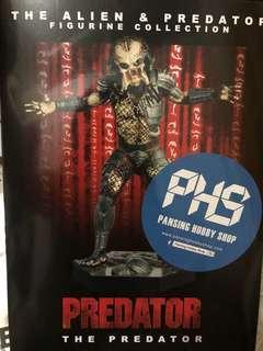 全新未拆 the Predator alien FIGURINE 鐵血戰士 issue 5