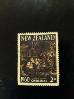 1960 New Zealand 1v
