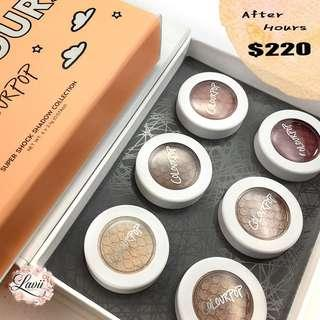 🔥Colourpop Shadow Kit - After Hours🇺🇸