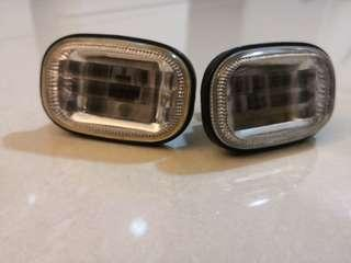 Toyota Estima ACR30 Crystal Signal Lamp Original Japan