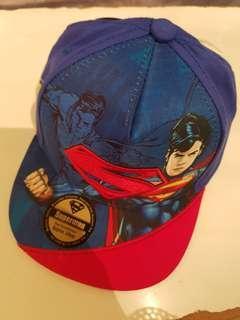 superman cap 帽