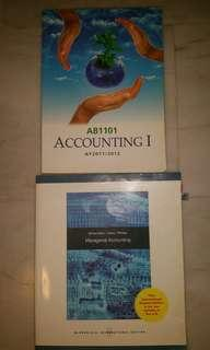 [Declutter sale] AB1101 Accounting I