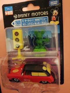 Tomica Tomy disney迪士尼米奇老爺車套裝