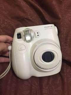 Fujifilm Polaroid Camera Instax Mini 7S