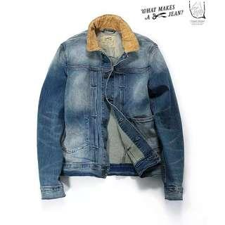 Denim Jacket 牛仔外套