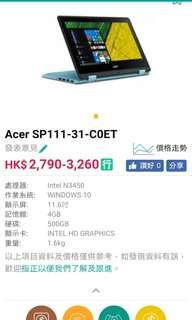 Acer Spin1
