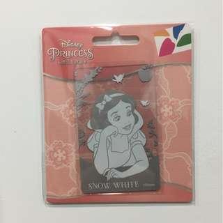 迪士尼公主系列悠遊卡 白雪公主 Snow White 全新空卡 Disney Princess 七矮人 毒蘋果 魔鏡