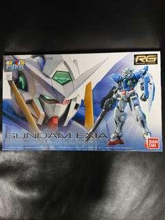高達模型: 會場限定1/144 RG Gundam Exia 電鍍 ver