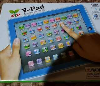 Educational Electronic Tablet for Kids bnew