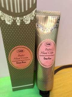 Sabon Hand Cream- Green Rose