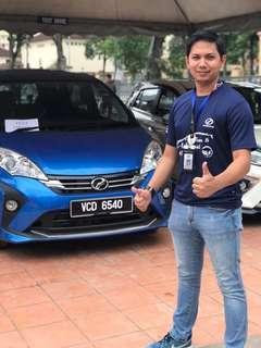 New Perodua Alza 2018