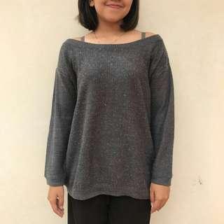 UNIQLO Grey Sweater