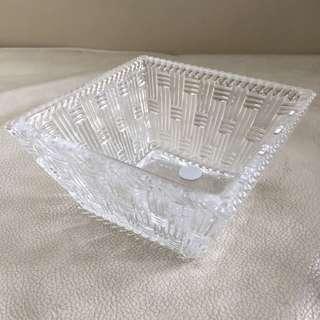 全新 TIFFANY & CO. Crystal Ware 水晶 器皿(不議價 fixed price)